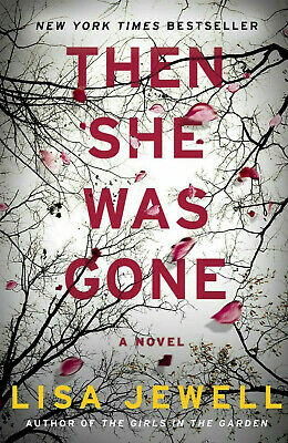 Then She Was Gone by Lisa Jewell (P.D.F version/EB0OK)