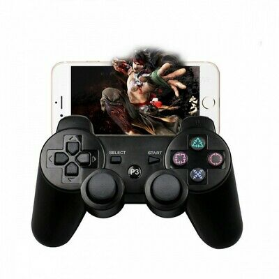 BLACK Wireless Bluetooth Game Controller Pad Joystick For Sony PS3 Playstation 3