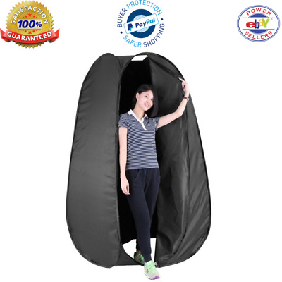 Portable Camping Toilet Tent Outdoor Pop Up Changing Room Shower Instant Privacy