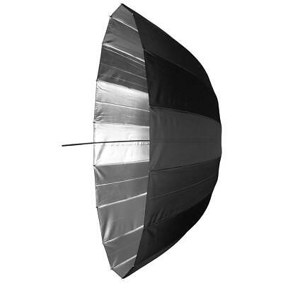 "Westcott 53"" Deep Umbrella with Silver Interior #5635"