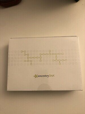 Brand New Sealed Ancestry DNA Test Kit Genetic Testing* FREE SHIPPING