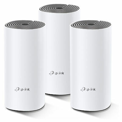 TP-Link DECO-E4 Whole Home Mesh WiFi System - 3 Pack