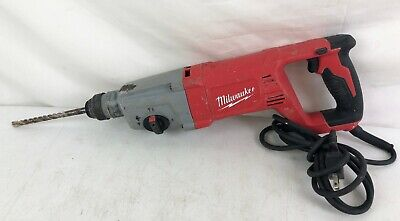 "Milwaukee 5262-21 1"" SDS-Plus D-Handle Rotary Hammer Drill"