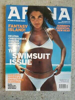 Arena magazine - Issue 80 July/August 1998