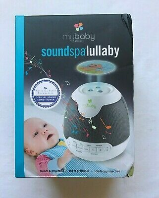 HoMedics myBaby Soundspa Lullaby Sounds & Projection Machine *Missing Disc*