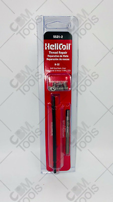 HeliCoil® 5521-2 8-32 Inch Corase Thread Repair Kit