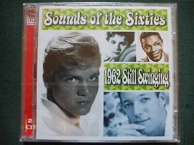 Time Life Sounds Of The Sixties - 1962 Still Swinging CD.BRAND NEW AND SEALED
