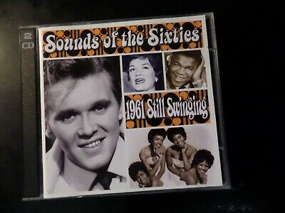 Cd Double Album - Timelife - Sounds Of The Sixties - 1961 Still Swinging