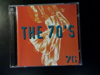 Cd Double Album - Timelife - The 70'S - 1976