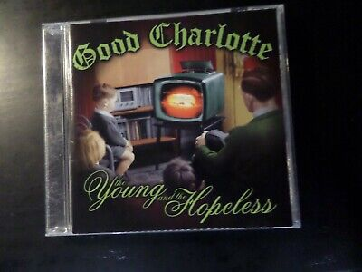 Cd Album - Good Charlotte - The Young And The Hopeless
