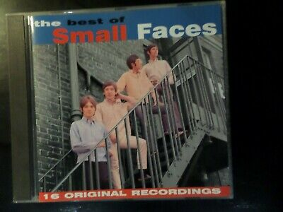 Cd Album - Small Faces - The Best Of