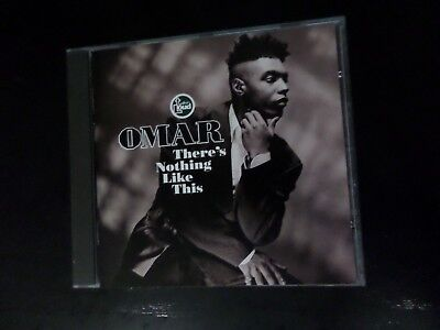 Cd Album - Omar - There's Nothing Like This