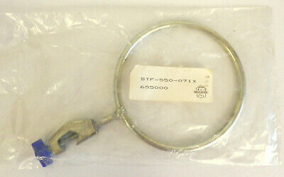 One Laboratory Retort Ring And Clamp