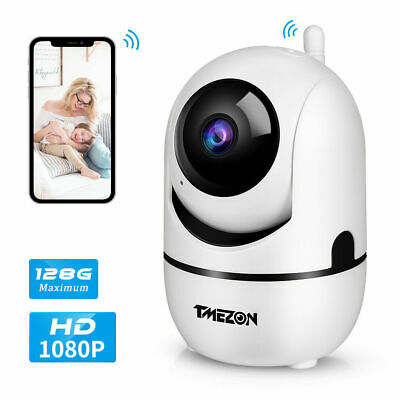 Wireless Security Camera Indoor Home Smart Wifi System Monitor IR Night Vision