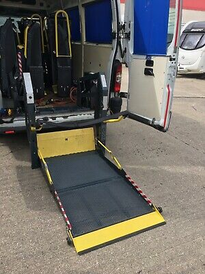 Ricon Wheelchair Lift Disabled Tail Lift #4 Delivery Available 🚛