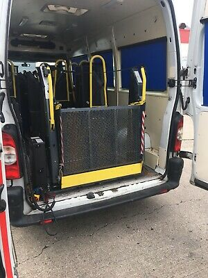 Ricon Wheelchair Lift Disabled Tail Lift #6 Delivery Available 🚛