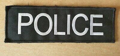 Ex  Avon & Somerset Constabulary Police Velcro Patch Badge,Film Prop,Theatre,Lge