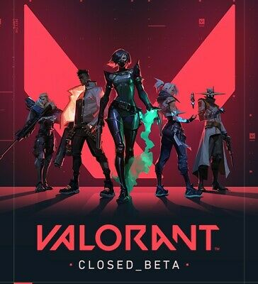 VALORANT CLOSED-BETA ACCOUNT - Fast Delivery | Trusted, Unused (EUW/EU)