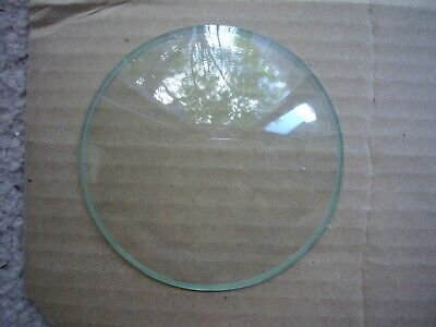 """NEW ~ 4 1/2""""  Round CONVEX ~ Clock Face Replacement Glass ~  THICK ~ HEAVY GLASS"""