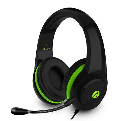 XBOX ONE STEALTH SX-01 STEREO GAMING HEADSET + MIC CONTROL  - Black
