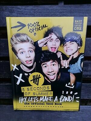5 Seconds Of Summer Official Book