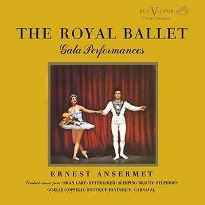 Ernest Ansermet - The Royal Ballet Gala Performances  (2 LP + Book) QRP 200g