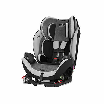 Evenflo EveryStage DLX Rear-Facing Convertible Car and Booster Seat, Latitude