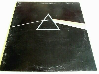 Pink Floyd ~ The Dark Side Of The Moon ** 1973 Harvest Lp A-11 B-11