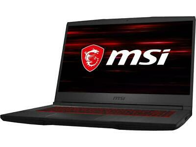 NEW MSI Gaming GF65 THIN 9SEXR-249 Laptop (Core i5-9300H/8GB/512GB) Notebook