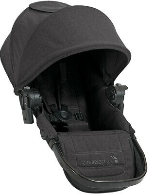 Baby Jogger City Select LUX Second Seat - Granite - NEW! (Open box)