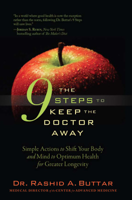 The 9 Steps to Keep the Doctor Away by Rashid Buttar [P-D-F] E-mail Delìvery