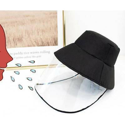 Multi-function Face-covering Fisherman Hat 1Pc Sun Hat Anti Spitting Saliva HO3
