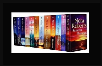 Nora Roberts 66 Audiobooks Collection 📧 Email Delivery 📧
