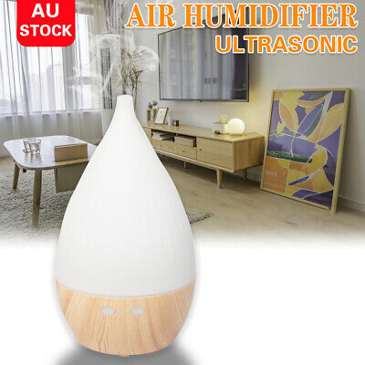 Essential Oil Humidifier Ultrasonic Air Diffuser Aroma Aromatherapy Purifier USB
