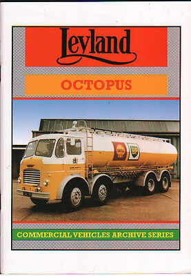 Truck Lorry Road Haulage Book:  LEYLAND OCTOPUS