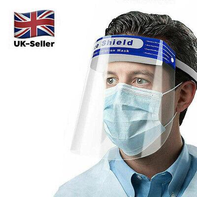 SAFETY FACE SHIELD with CLEAR FLIP-UP VISOR Garden Industry Dental