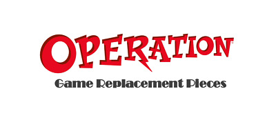 OPERATION Game Replacement Pieces and Parts in Fun Colors FREE Shipping