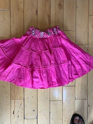 Girls GAP KIDS Floaty Lined Summer  Skirt Aged 5 Years