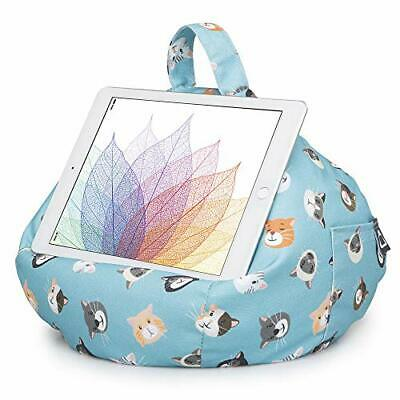 iBeani iPad & Tablet Stand/Bean Bag Cushion Holder for All Devices/Any Angle on