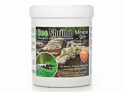 Salty Shrimp Mineral GH+ Bee Shrimp Mineral GH booster RO remineralization 850g
