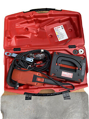 New Never Been Used HILTI DG 150 Cup/Floor Grinder
