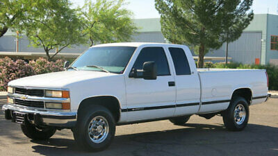 1998 Chevrolet C/K 2500 HD EXTENDED CAB DIESEL LONGBED 2500 1998 CHEVY EXTENDED CAB 2500 DIESEL LONGBED EXTRA CLEAN LOW MILES