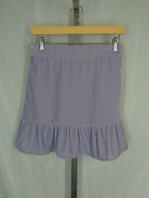 J Crew Velvet Peplum Skirt Size XS Lilac Lavender Purple Light Thistle New