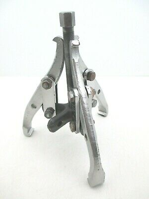 """OTC 1027 USA 2 or 3 Jaw Reversible Gear Puller 5 Ton, 7"""" spread, 5-1/2"""" Reach"""