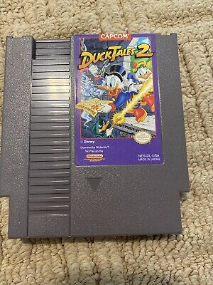Nintendo NES - Duck Tales 2 - Tested & Authentic