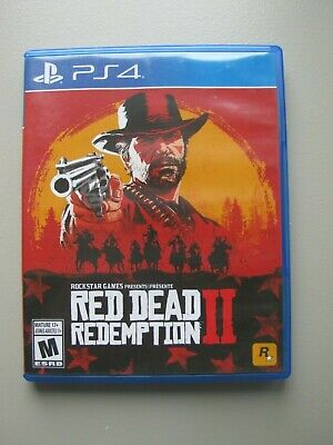 Red Dead Redemption 2 - PlayStation 4, (PS4)