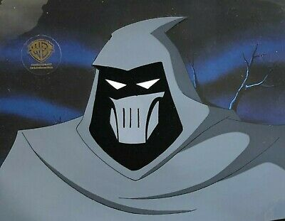 BRUCE TIMM rare PHANTASM cel MASK OF THE PHANTASM movie Batman BTAS WB COA