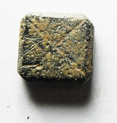 Zurqieh -As17325- Ancient Roman Bronze Weight. 1 Numisma. 300 A.d