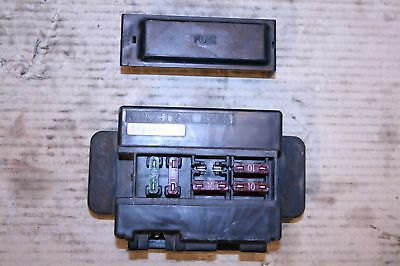 Kawasaki GPZ500S EX500A 1990 - 1993 Sicherungskasten junction box 26021-1081