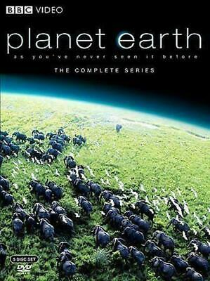 Planet Earth - The Collection (DVD, 2007) DISC 4 ONLY